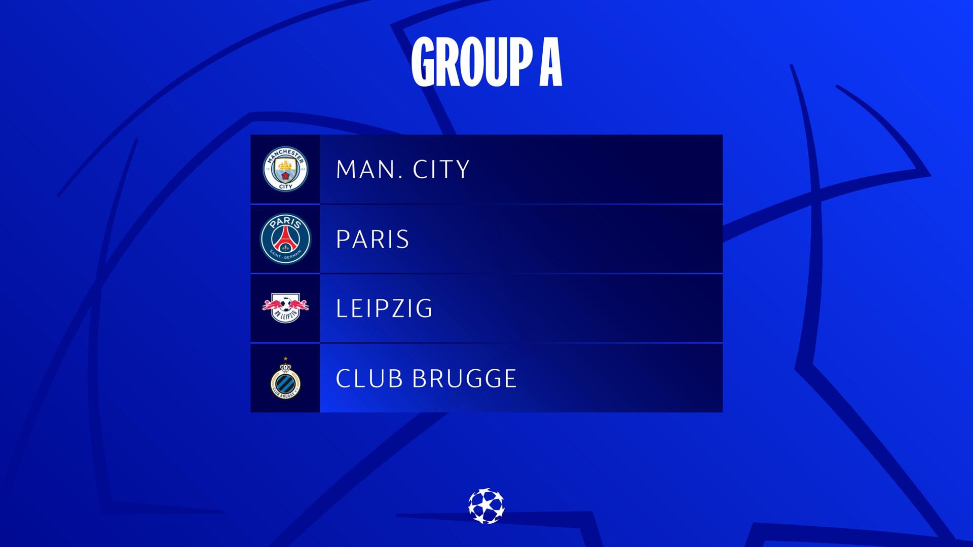 欧冠小组赛前瞻之一